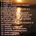 15 principů šťastných vztahů