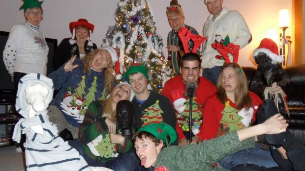 Jak přežít Vánoce s příbuznými